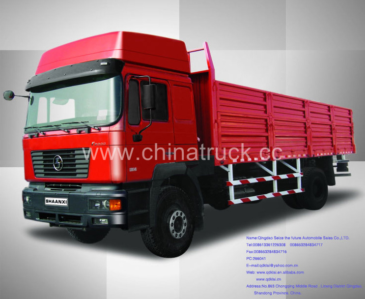 hot sale shacman D long 4x2 Lorry truck